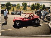 Manx Buggy at Rose City Bug-In
