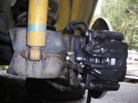 EV Rear Disc Brake Conversion