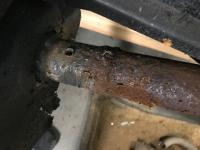 Interior Heater Pipe Duct