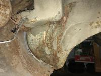 Rust and problem areas