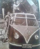 Vintage bus pic.  barndoor mod