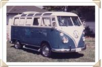 1967 Deluxe Window Bus