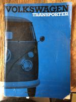 August 1964 Bus Owners Manual