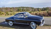 My '58 Karmann Ghia
