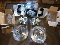 Go Westy Rear Disc Brake Kit