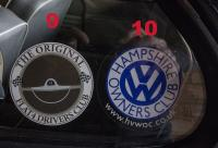 My Ghia Decals and Stickers