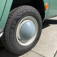 1968 uvc camper hubcap trim