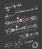 741 Gearbox brake band