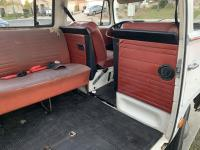 1968 Sunroof Baywindow walkthrough Deluxe Bus Original Paint
