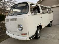 1968 Sunroof Baywindow walkthrough Deluxe Bus Original Paint