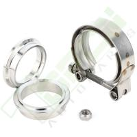 V-Band Exhaust Clamp