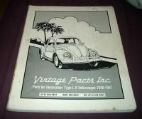 Vintage Parts Inc