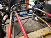 rail steering