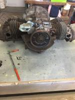 '66 Bus Engine