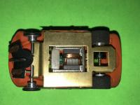 Vintage Riggen kit VW BUG HO Scale Slot Car
