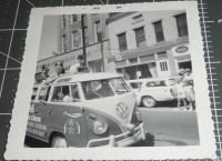 Vintage photo - Shriner's Deluxe Micro Bus