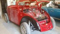 1968 VW Beetle Convertible
