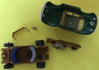 Auto World Barn Finds VW BUG Slot Car
