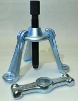 Universal brake drum puller