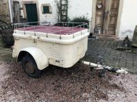 1970 Westfalia Passau Trailer