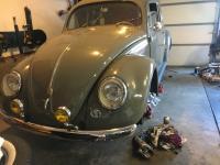 54' Beetle progress