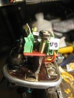 6 Volt Electronic Regulator in VW Reg Housing