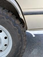 245/75R16 Wheel Clearance