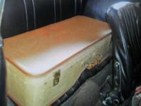 Roadster backseat