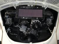 Central air cleaner