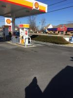 Gas tank leak