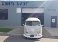 """The Toaster"" in Sacramento, CA at Kombi Haus Feb. 21 2020"