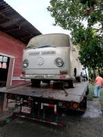 1968 Double Slider Panel Van from Costa Rica