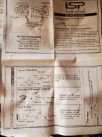 ISP West Vintage series Speedo Tach combo wiring diagram
