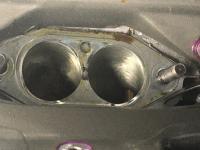 Metal manifold gaskets