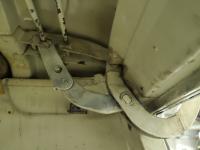 Rear hatch spring