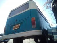 78 blue & white automatic w/ sunroof