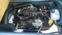 Subaru 2.5 in air cooled Vanagon