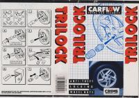 Carflow Trilock anti-theft locking wheel nuts