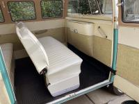 Bench Seat Partition Kick Rubber Replacement