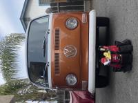 I wanna buy a VW van - beach day birthday