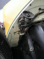 Beetle jack bracket