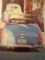1950 11G, 1962 AH Sprite, 1971 Honda N600, '49 bug body