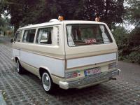 Vintage retro look vanagons