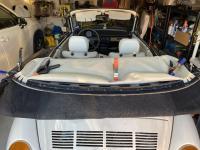 79 convertible headliner install
