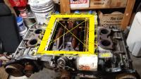 ER27 pan mod for syncro ground clearance