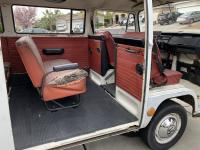 1968 Deluxe Sunroof Walk Through Bus