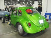Volkswagen's at the 2020 Detroit Autorama