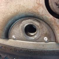 Pressure plate fix