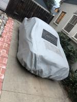 T34 car cover