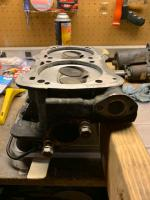 1985 Westy cylinder head - cleaned